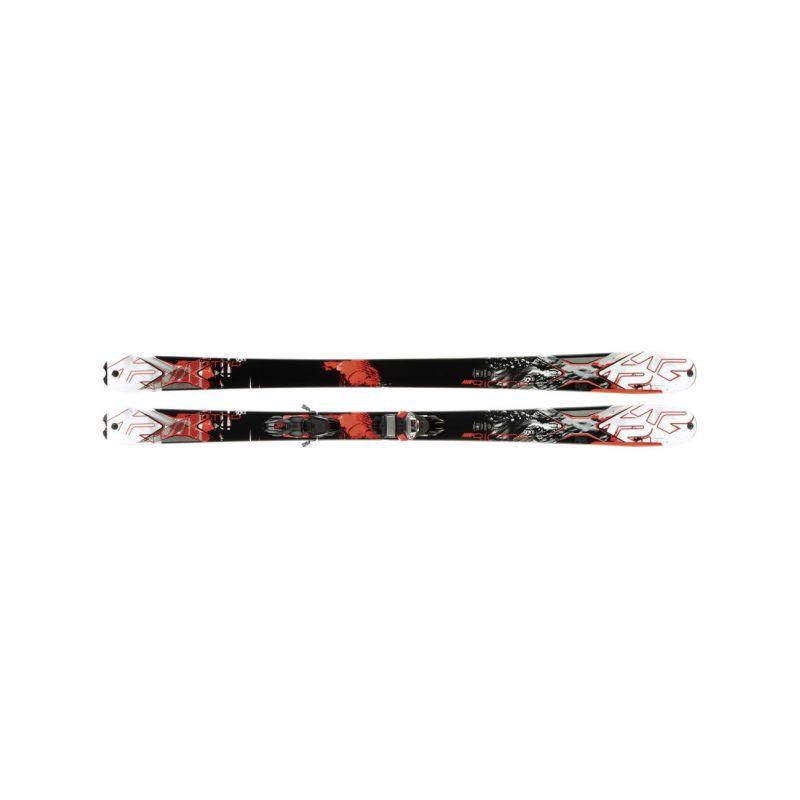 K2 lyže AMP Rictor 90XTi 184cm - 1