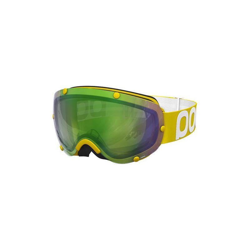 POC brýle Lobes Samarium Yellow - 1