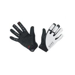 GORE Alp-X 2.0 Long Gloves-white/black-10 - 1