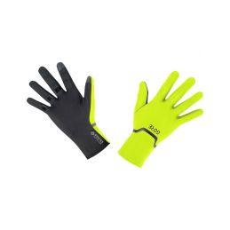 GORE M GTX Infinium Stretch Gloves-neon yellow/black-9 - 1