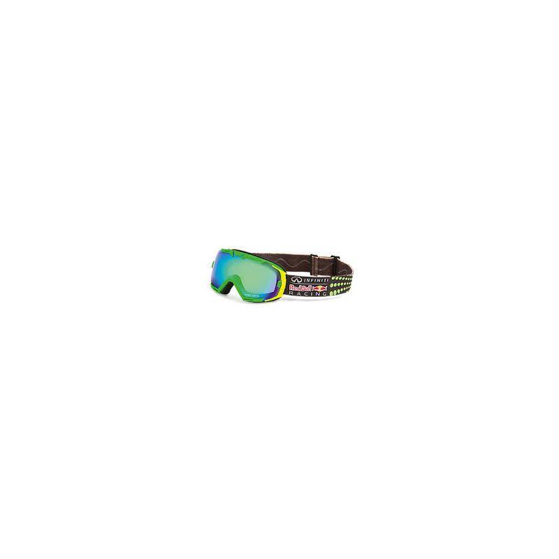 RED BULL brýle Rascasse-018s zeleno-žlutá matná - 1