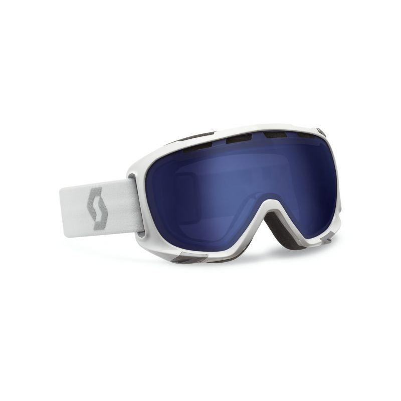 SCOTT Brýle Fix white - 1