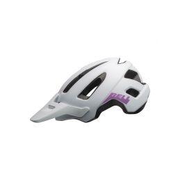 BELL Nomad W Mat White/Purple - 1