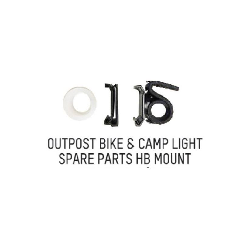 BB Outpost Bike Camp Light Spare Parts - 1