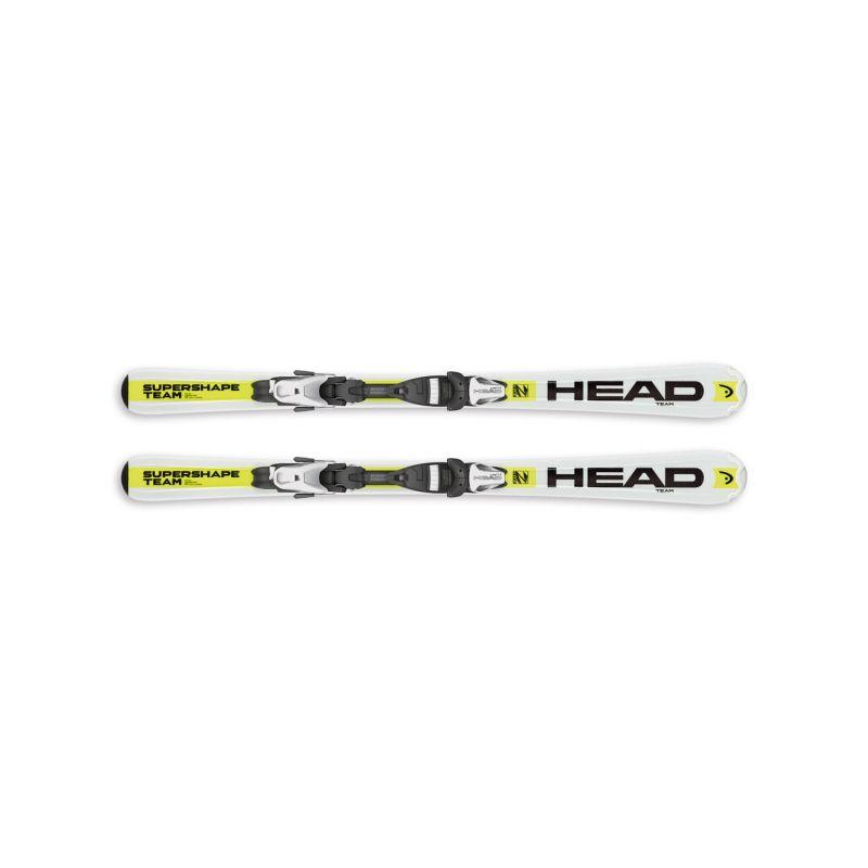 HEAD Lyže Supershape Team LR 127cm Set (15/16) - 1