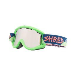 SHRED brýle Soaza Needmoresnow green - 1